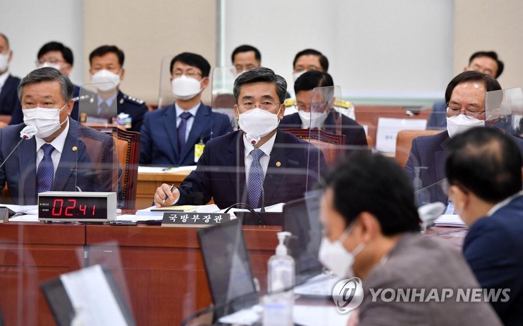 韩防长:朝媒涉韩美导弹指南言论欠妥