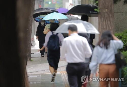 韩国5月降雨天数创历年之最