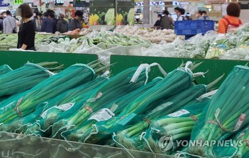 韩上半年农副产品涨价12.6% 涨幅创30年之最