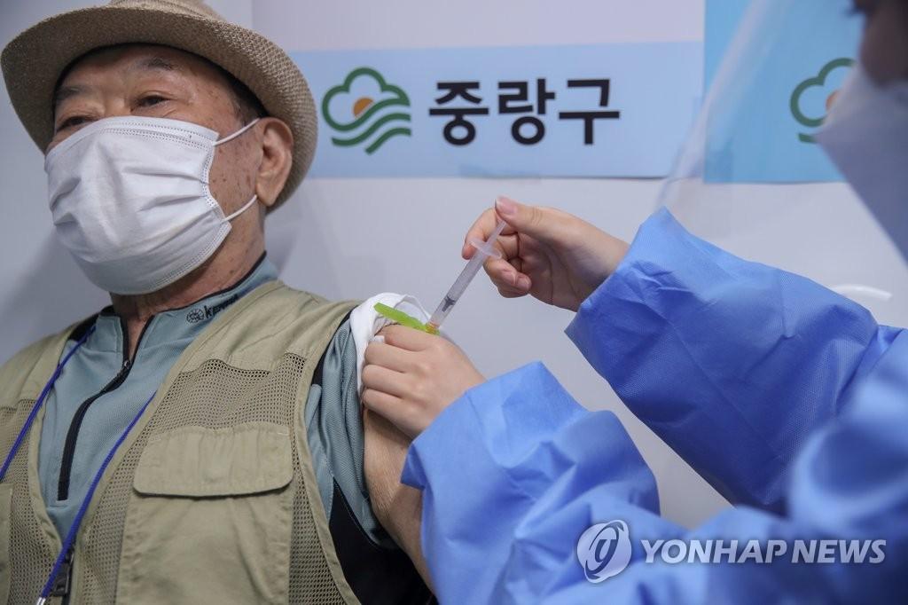 韩防疫部门:上半年接种1300万人目标可实现