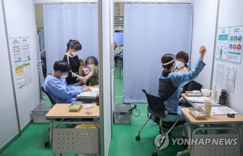 韩政府:新冠疫苗接种赴约率99.8%