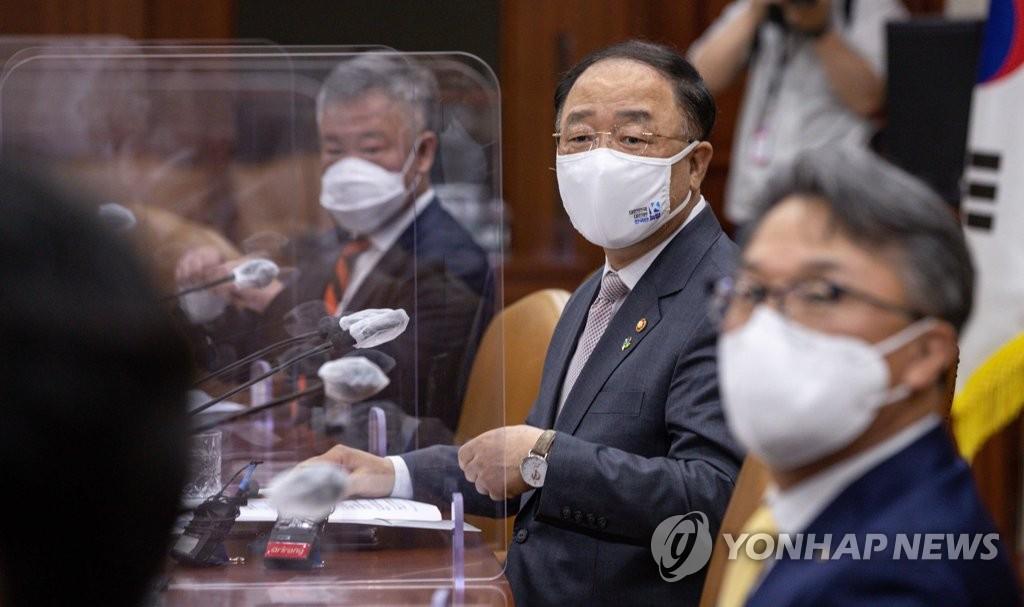 韩政府将考虑再编制补充预算提振经济