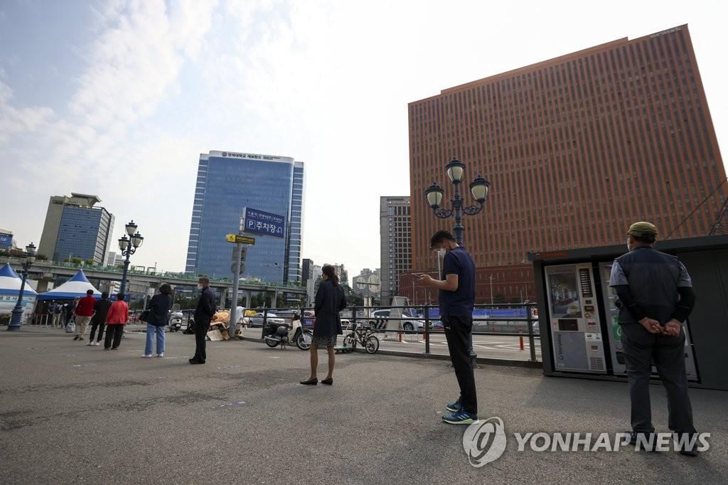 详讯:韩国新增611例新冠确诊病例 累计146303例