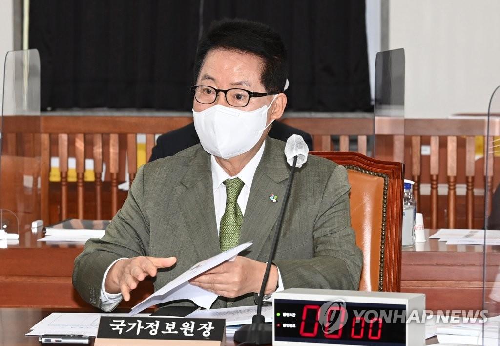 韩国情报首长:同朝方进行了务实沟通