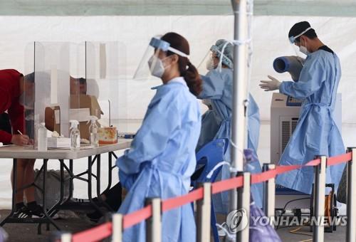 韩政府:新版防疫措施不会导致确诊病例剧增