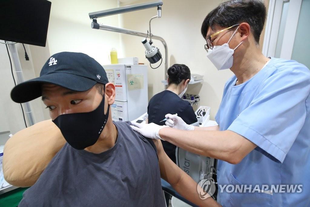 杨森新冠疫苗接种启动