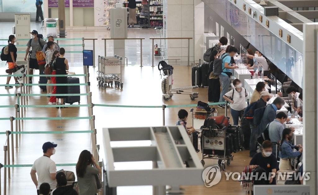 仁川机场恢复往日活力