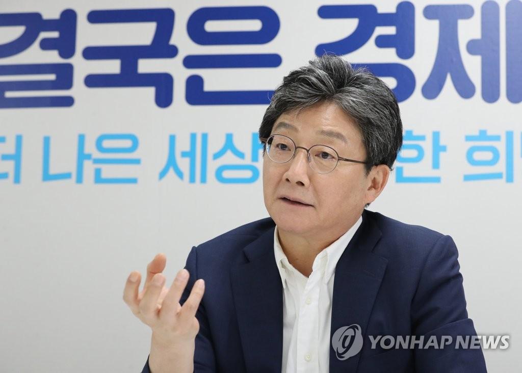 韩国民力量前议员刘承旼完成大选预备候选人登记