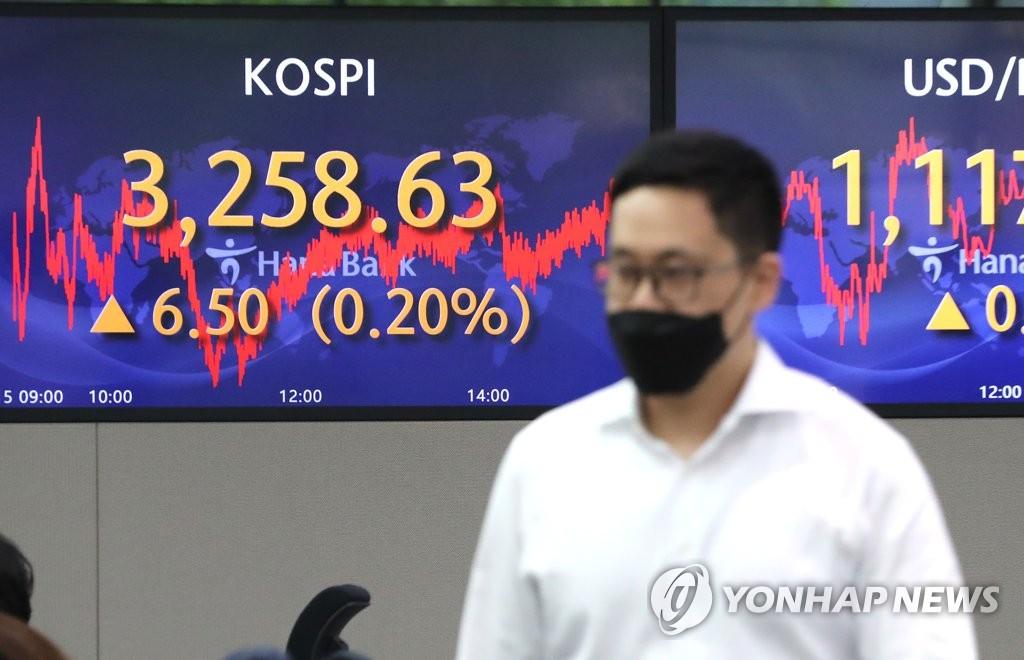 详讯:韩综合股指连创新高 创业板高开低收