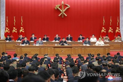 朝鲜劳动党第八届三中全会