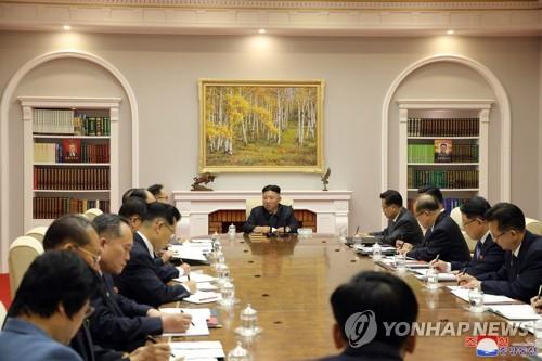 朝鲜劳动党八届三中全会进入第二天议程