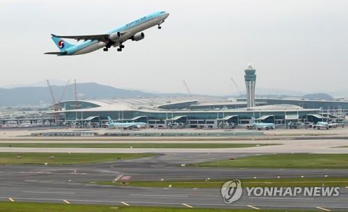 仁川机场第四跑道启用
