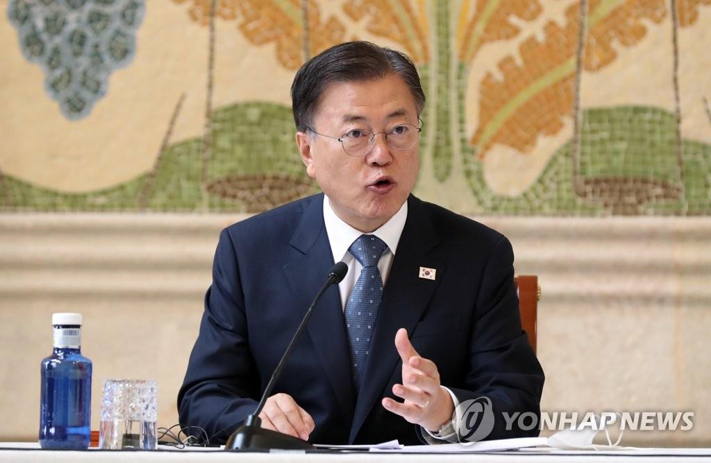 文在寅:望韩西在旅游合作领域发挥引领作用