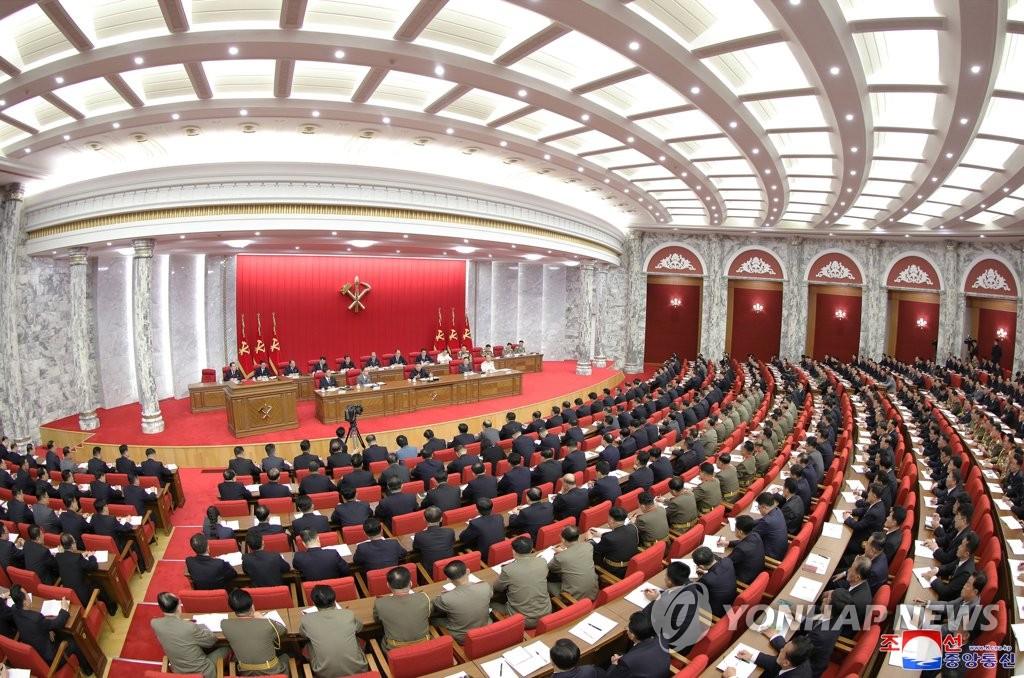朝鲜劳动党八届三中全会进入第三天