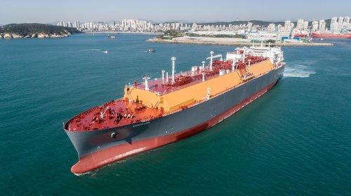 韩国6月和上半年新船订单量分居全球前二