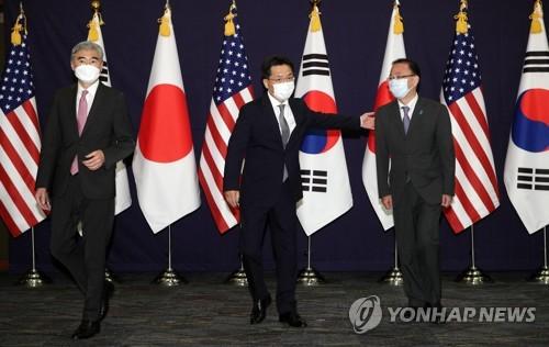 消息:韩美日对朝代表或下周在东京会晤