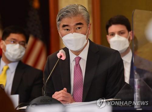 韩统一部将同美国对朝特别代表举行双边磋商