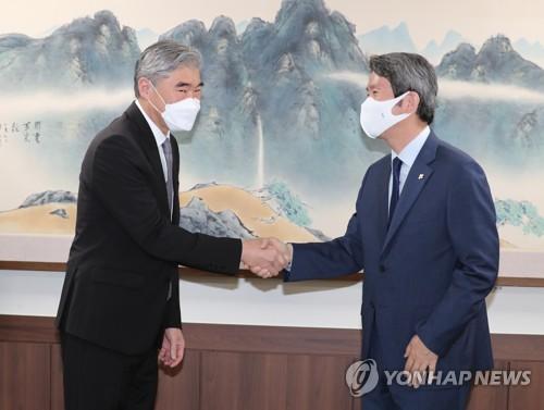 韩统一部:将加强与美国务院的沟通