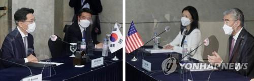 消息:韩美将拿出具体方案应对朝鲜重返对话