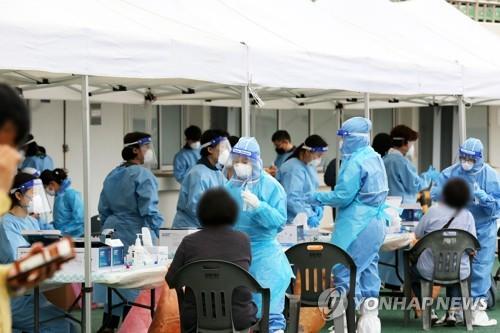详讯:韩国新增610例新冠确诊病例 累计153155例