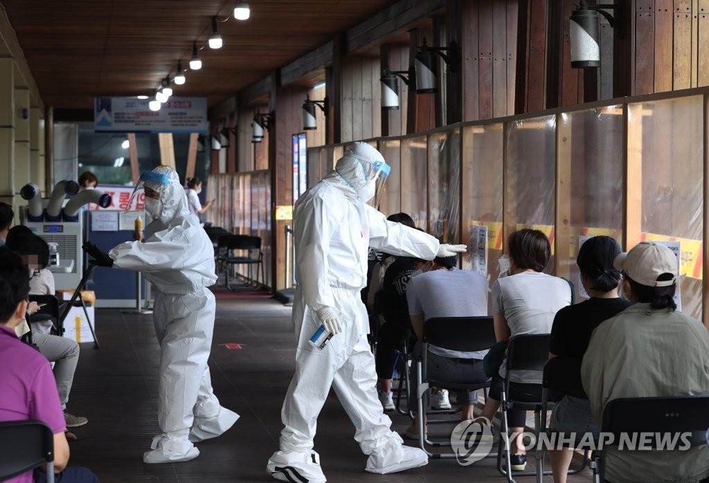 详讯:韩国新增634例新冠确诊病例 累计153789例