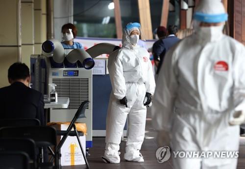 简讯:韩国新增634例新冠确诊病例 累计153789例