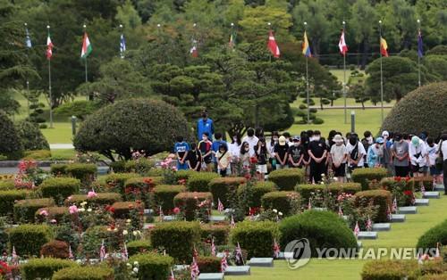 韩战纪念日将至