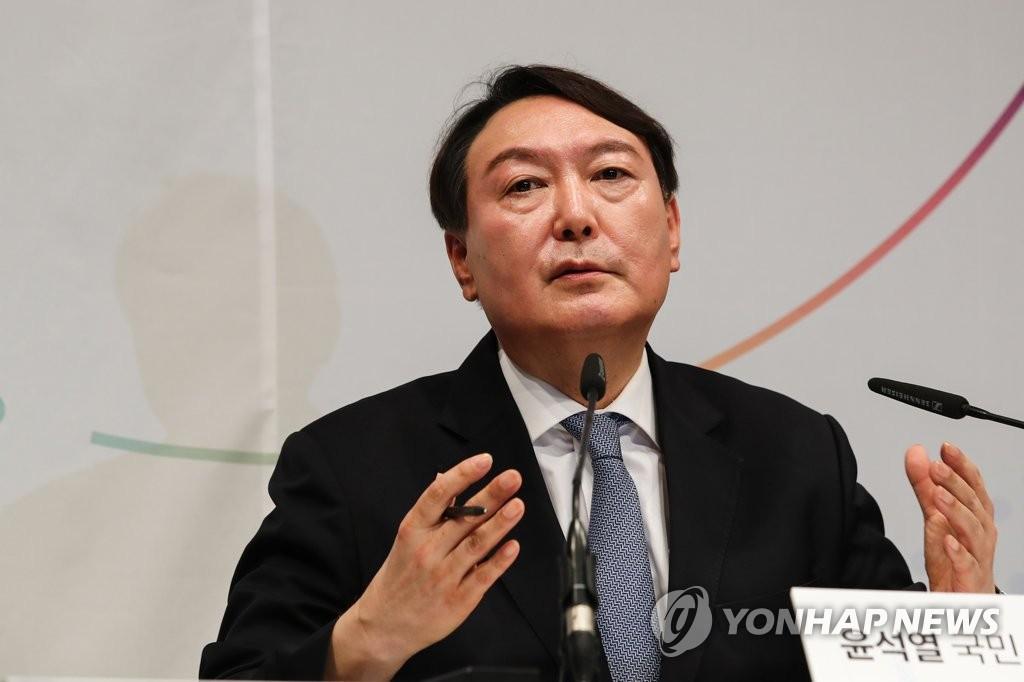 韩前检察总长尹锡悦:公职候选人考核要基于客观事实
