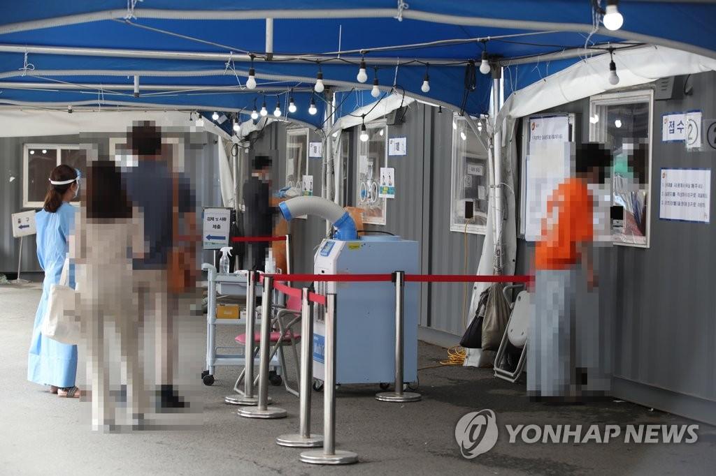 详讯:韩国新增794例新冠确诊病例 累计156961例