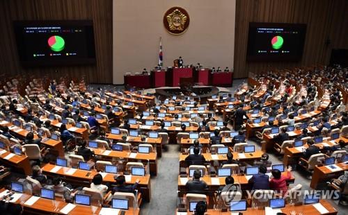 韩国国会通过决议谴责东奥地图错标独岛