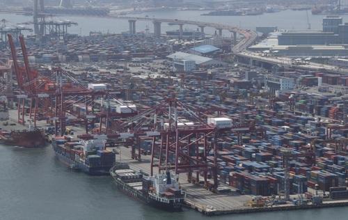 详讯:韩7月出口创近65年单月最高纪录