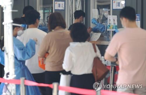 详讯:韩国新增711例新冠确诊病例 累计160795例