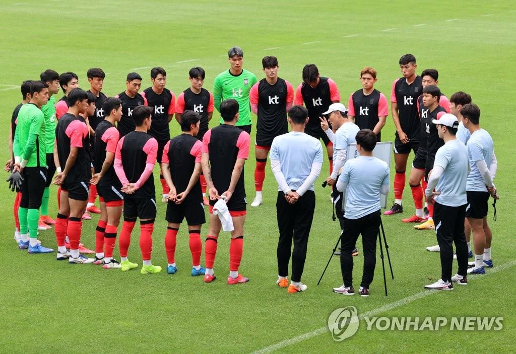 韩国奥运代表团各支队伍陆续出征东京