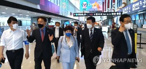韩日议员开会讨论改善两国关系方案