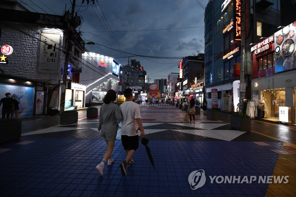 韩防疫部门:首都圈确诊病例未见明显减少