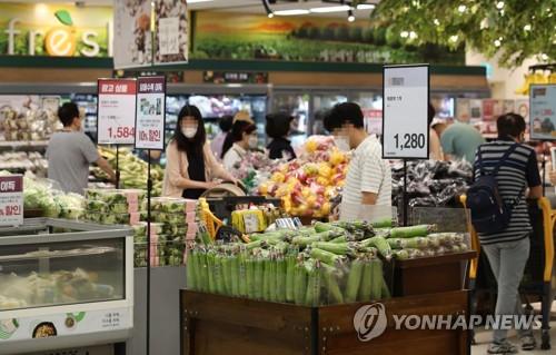 疫情下韩零售业冰火两重天 电商欢喜百货忧