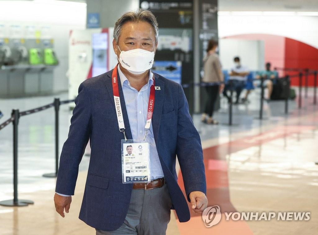 韩体育会长:国际奥委会书面承诺东奥禁用旭日旗