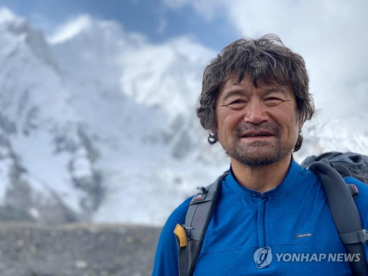 搜救金洪彬途中发现22年前失踪另一韩国登山家