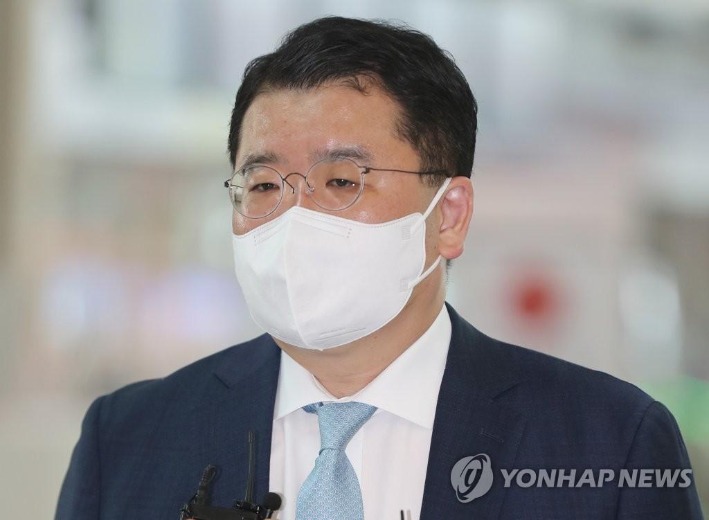 韩副外长:韩日对话沟通有望在东奥后加速