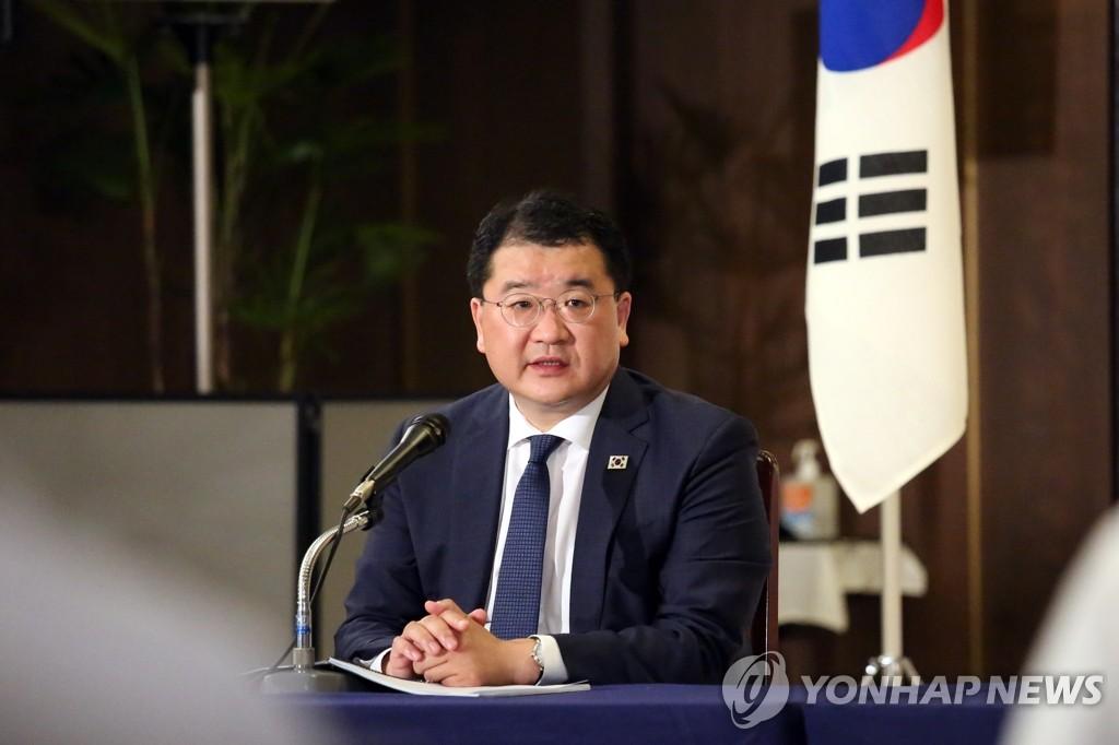 详讯:韩美日副外长会议在东京举行
