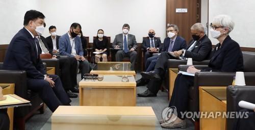 韩统一部次官下月将访美协调对朝政策