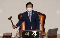 韩国会通过补充预算案将向近九成国民发放抗疫补助