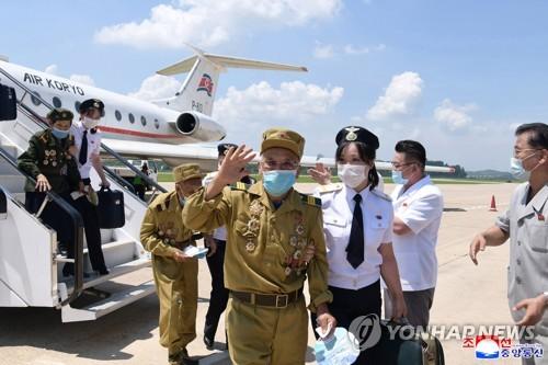 朝鲜连续两年举行全国老兵大会