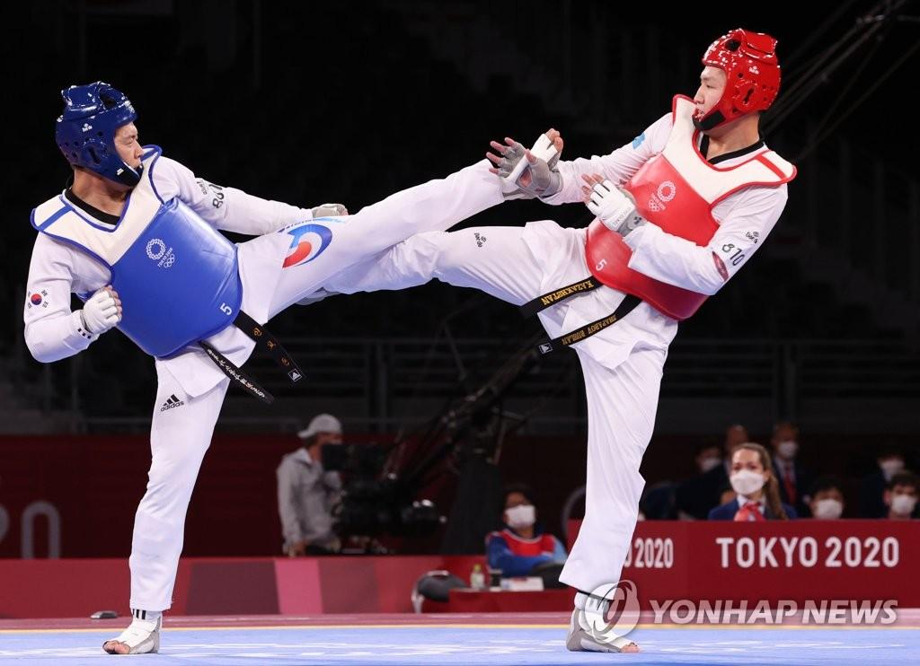 印教敦拿下东京奥运男子跆拳道80公斤级铜牌