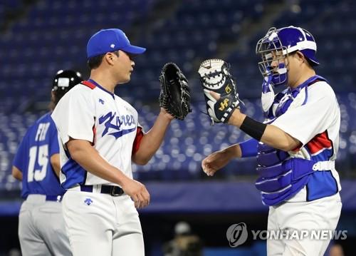 韩国棒球队赢得奥运开门红 6-5险胜以色列