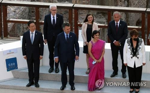 韩文体部长出席G20会议