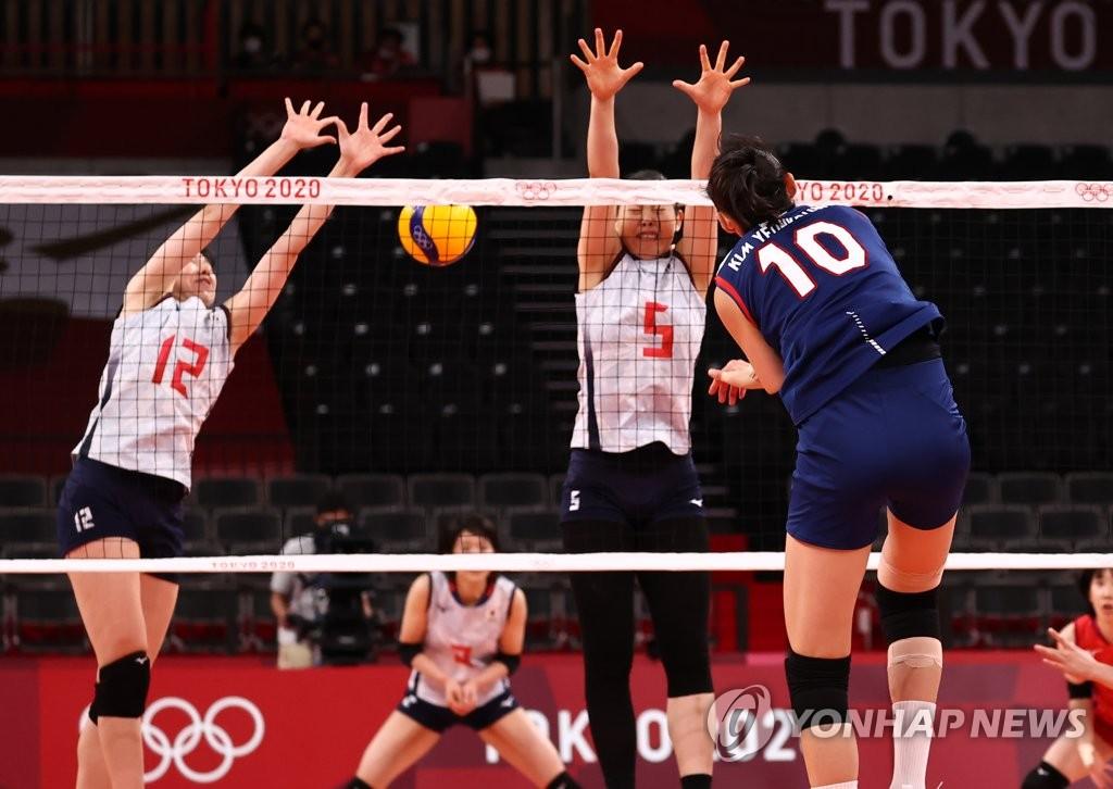 金软景成首位在奥运会同一项目中四次得分超30分的选手