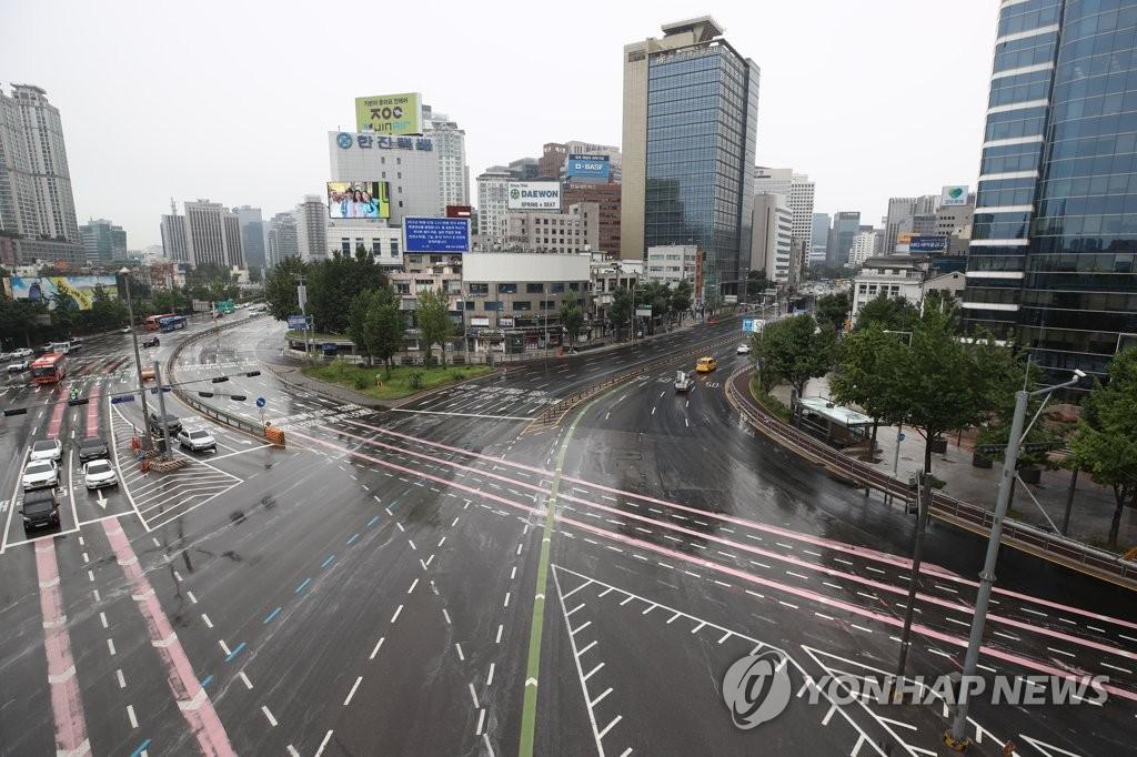 调查:逾八成韩国人赞同延长首都圈最高防控级别