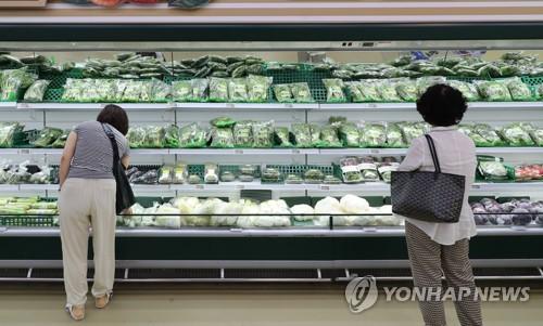 详讯:韩国7月CPI同比上涨2.6%