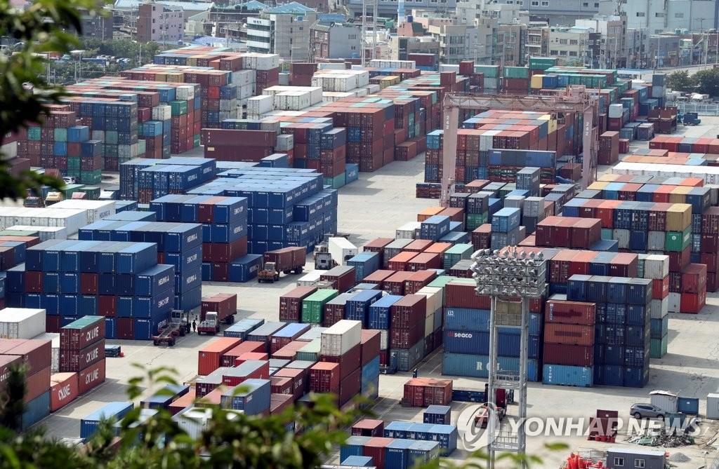 韩国8月前10天出口同比增46%